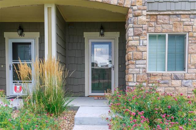 11314 Xavier Drive #103, Westminster, CO 80031 (MLS #2659537) :: Keller Williams Realty