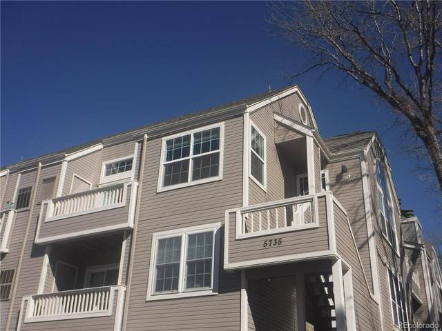5735 W Atlantic Place #303, Lakewood, CO 80227 (MLS #2660083) :: 8z Real Estate