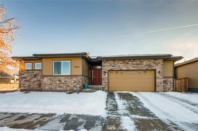 15484 E 115th Avenue, Commerce City, CO 80022 (#2660137) :: The Healey Group