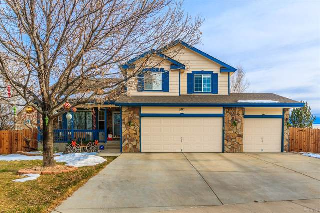 301 Moss Rock Way, Johnstown, CO 80534 (MLS #2660472) :: Colorado Real Estate : The Space Agency