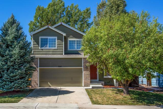 5347 S Killarney Street, Centennial, CO 80015 (#2660522) :: The Galo Garrido Group