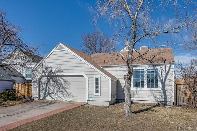 9823 W Elmhurst Place, Littleton, CO 80128 (#2661032) :: The Peak Properties Group