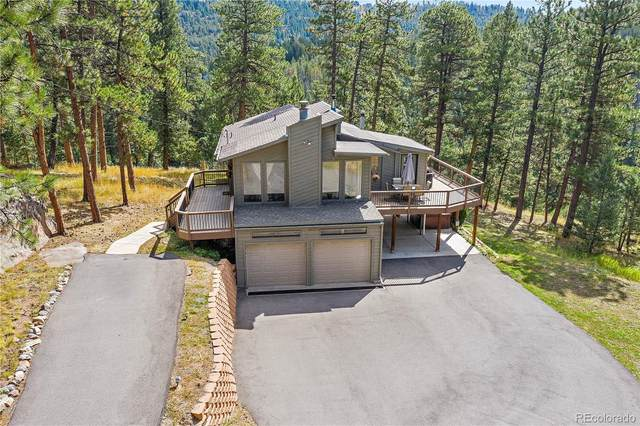 6928 S Columbine Road, Evergreen, CO 80439 (#2661301) :: You 1st Realty
