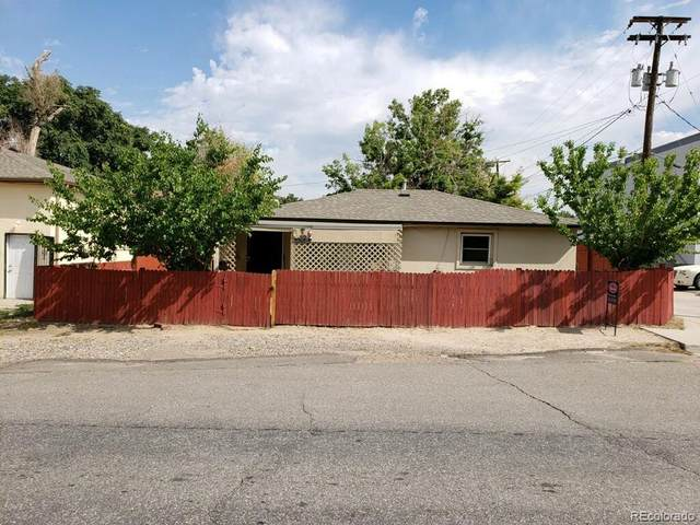 3015 E 40th Avenue, Denver, CO 80205 (#2661527) :: Chateaux Realty Group