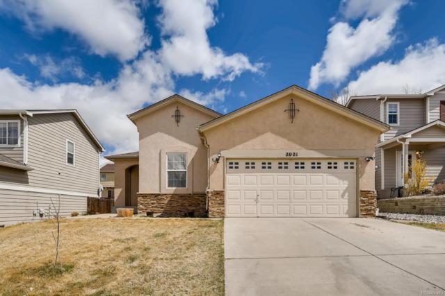 2021 Springside Drive, Colorado Springs, CO 80951 (#2661649) :: Venterra Real Estate LLC