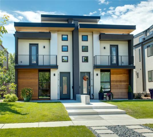 3116 W 27th Avenue, Denver, CO 80211 (#2661847) :: Real Estate Professionals
