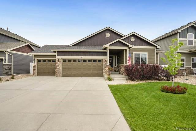 619 Vermilion Peak Drive, Windsor, CO 80550 (MLS #2661861) :: Kittle Real Estate