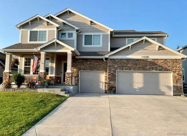 13428 W 87th Terrace, Arvada, CO 80005 (#2662129) :: The Harling Team @ HomeSmart