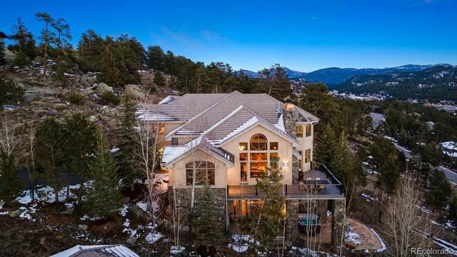 2904 Elk View Drive, Evergreen, CO 80439 (#2662501) :: Wisdom Real Estate