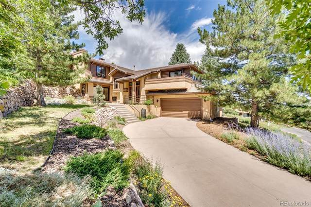 6823 Big Horn Trail, Littleton, CO 80125 (#2662600) :: Re/Max Structure