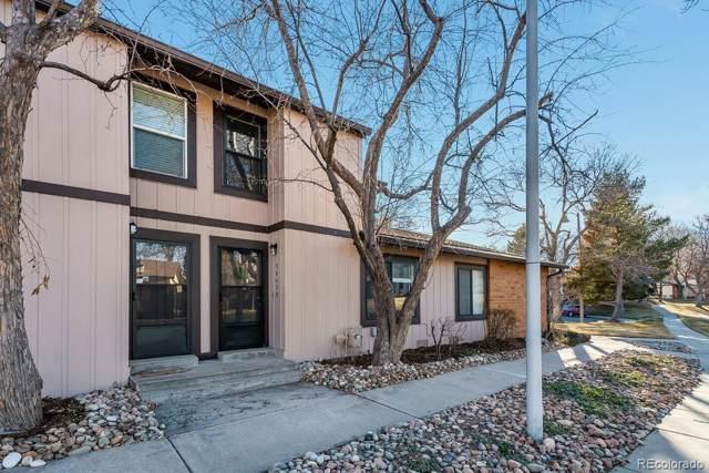 3647 S Laredo Street E, Aurora, CO 80013 (#2662727) :: The Griffith Home Team
