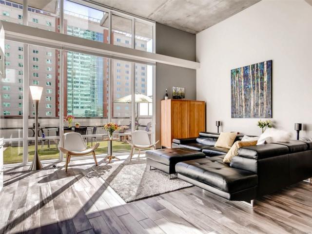 891 14th Street #911, Denver, CO 80202 (#2662799) :: The Peak Properties Group