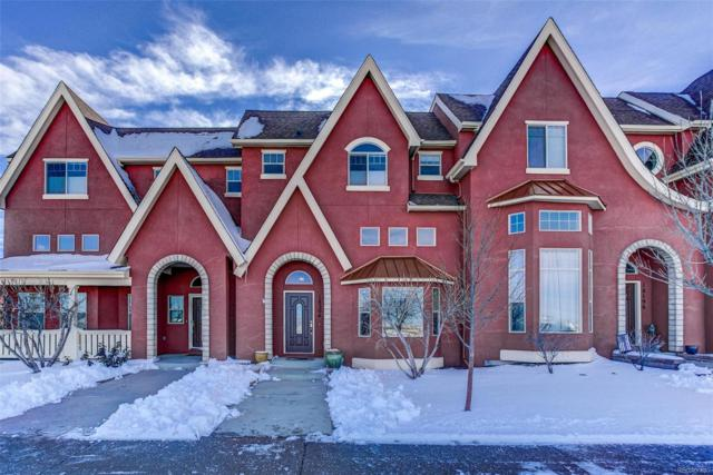 18204 French Creek Avenue, Parker, CO 80134 (#2663254) :: The Griffith Home Team
