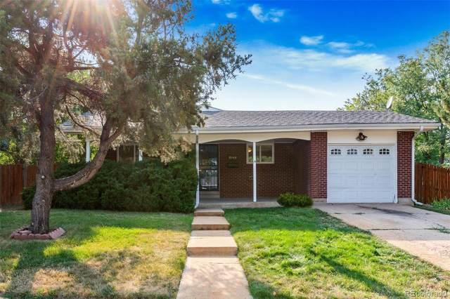 6627 S Clarkson Street, Centennial, CO 80121 (#2663274) :: Bring Home Denver with Keller Williams Downtown Realty LLC