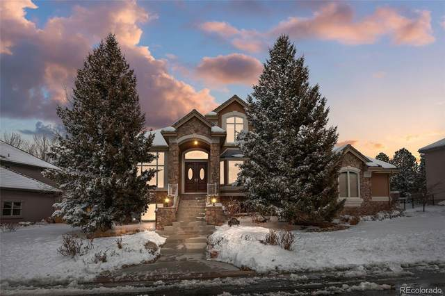 9378 S Star Hill Circle, Lone Tree, CO 80124 (#2663490) :: The Dixon Group