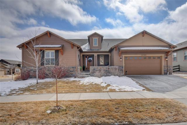 14780 Melco Avenue, Parker, CO 80134 (#2663547) :: The HomeSmiths Team - Keller Williams