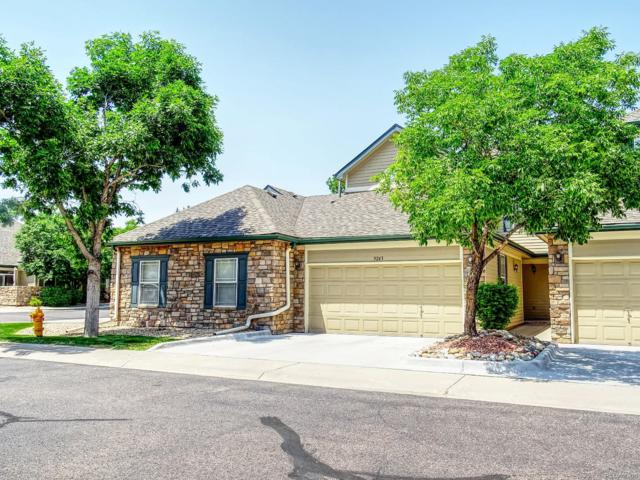 9243 W Coco Place, Littleton, CO 80128 (#2663852) :: My Home Team