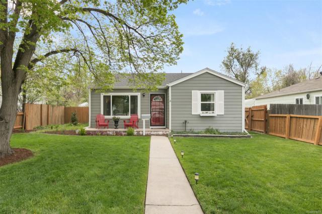 1749 Wabash Street, Denver, CO 80220 (#2664094) :: House Hunters Colorado