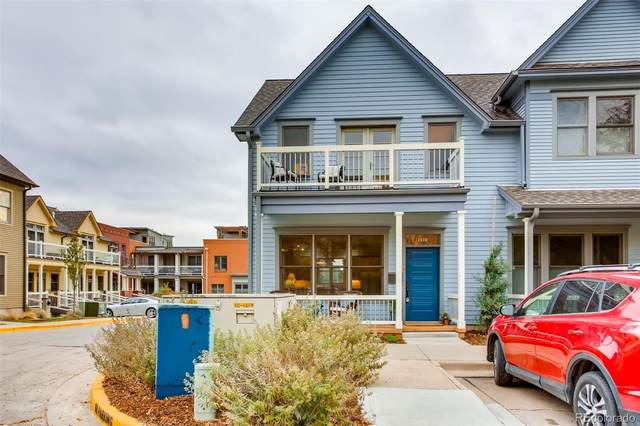 2070 23rd Street #1, Boulder, CO 80302 (MLS #2664295) :: Re/Max Alliance