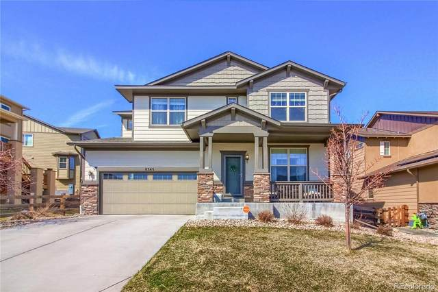 8345 Violet Court, Arvada, CO 80007 (#2664699) :: The Peak Properties Group