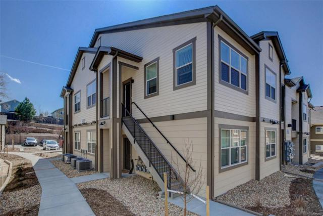 4658 Copeland Circle #203, Highlands Ranch, CO 80126 (#2665382) :: The HomeSmiths Team - Keller Williams