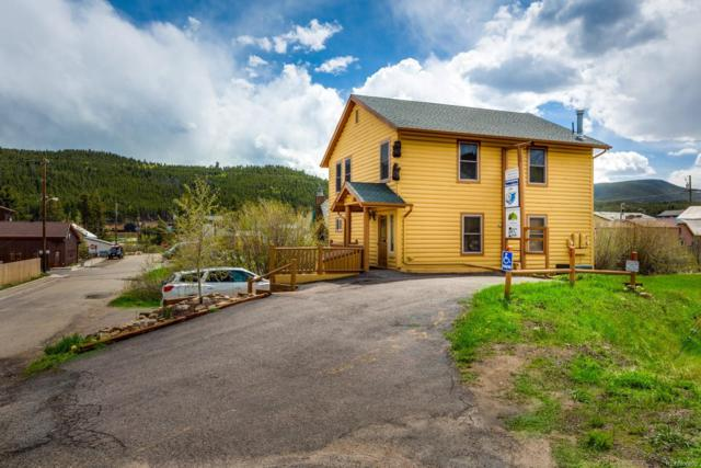 110 Snyder Street, Nederland, CO 80466 (#2665646) :: The DeGrood Team