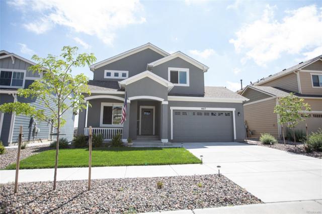 6617 Cottonwood Tree Drive, Colorado Springs, CO 80927 (MLS #2665670) :: Kittle Real Estate