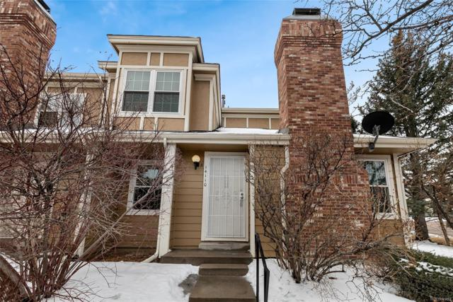 14110 E Dickinson Drive A, Aurora, CO 80014 (#2666186) :: The Peak Properties Group
