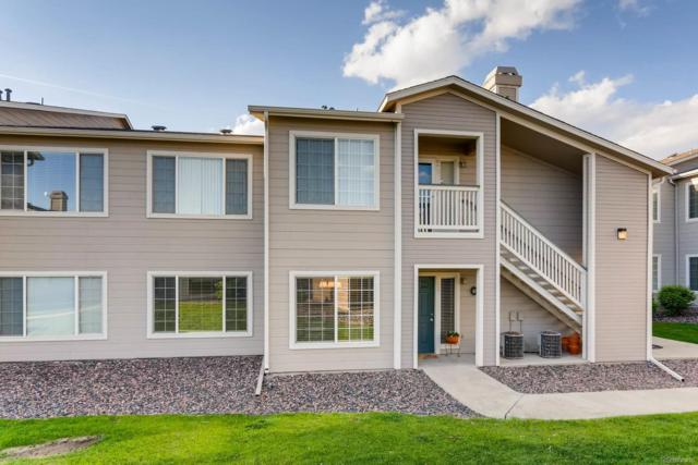 8334 Pebble Creek Way #103, Highlands Ranch, CO 80126 (#2666360) :: Sellstate Realty Pros