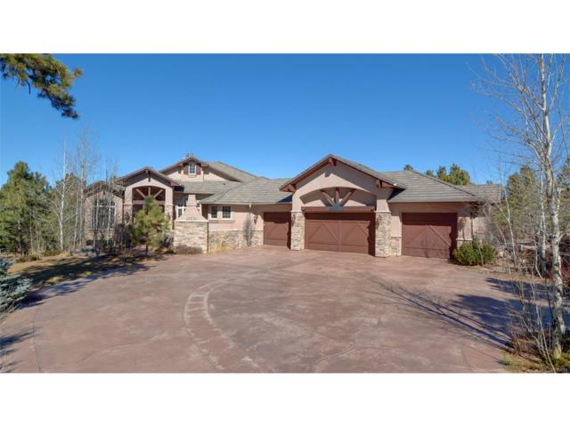 13970 Staffshire Lane, Colorado Springs, CO 80908 (MLS #2666517) :: 8z Real Estate