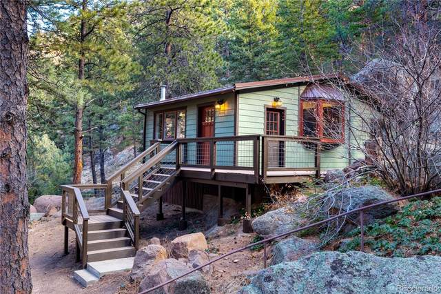 28324 S Saint Vrain Drive, Lyons, CO 80540 (MLS #2666519) :: 8z Real Estate