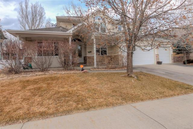 3807 Florentine Circle, Longmont, CO 80503 (MLS #2666567) :: 8z Real Estate