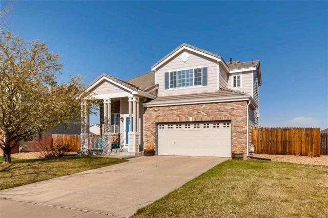 2471 S Andes Circle, Aurora, CO 80013 (#2666713) :: The Peak Properties Group