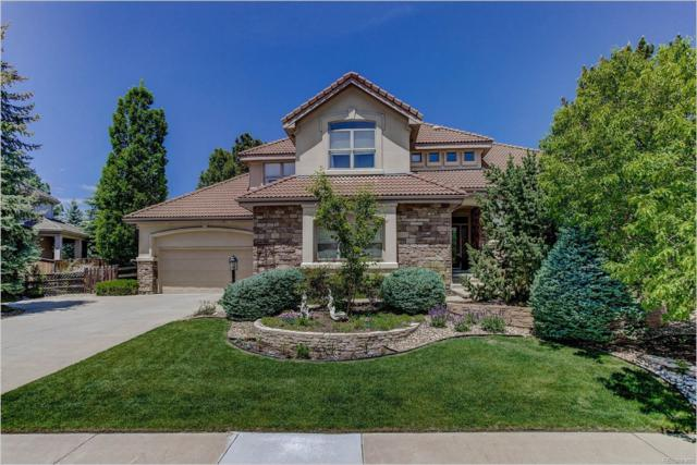 9425 S Shadow Hill Circle, Lone Tree, CO 80124 (#2666809) :: Bring Home Denver with Keller Williams Downtown Realty LLC