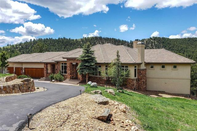 28027 Meadowlark Drive, Golden, CO 80401 (#2667630) :: The Galo Garrido Group