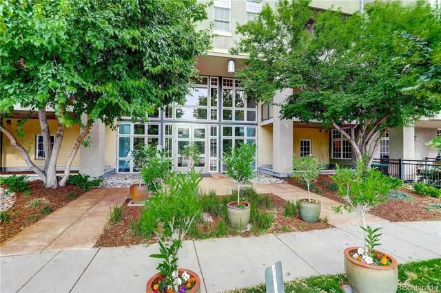 275 S Harrison Street #108, Denver, CO 80209 (#2668174) :: Sultan Newman Group