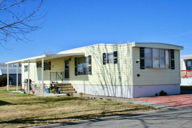 3195 F Road #18, Grand Junction, CO 81504 (MLS #2668413) :: 8z Real Estate