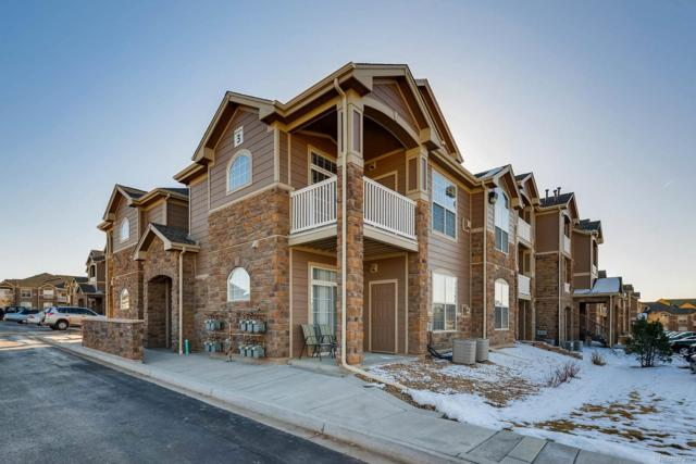 7440 S Blackhawk Street 3-202, Englewood, CO 80112 (#2668756) :: The Pete Cook Home Group