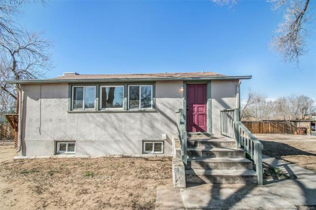 846 31st Avenue, Greeley, CO 80634 (#2669349) :: The Heyl Group at Keller Williams