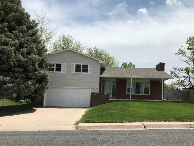905 N Fir Street, Yuma, CO 80759 (MLS #2669393) :: 8z Real Estate
