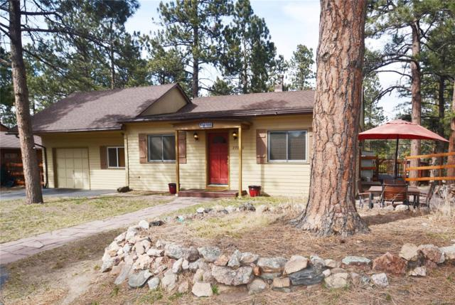 27800 Pine Drive, Evergreen, CO 80439 (#2669463) :: The DeGrood Team