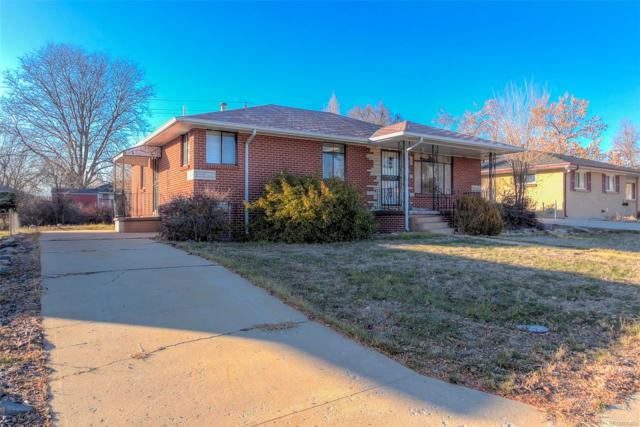 6173 Brentwood Street, Arvada, CO 80004 (#2669554) :: The Heyl Group at Keller Williams