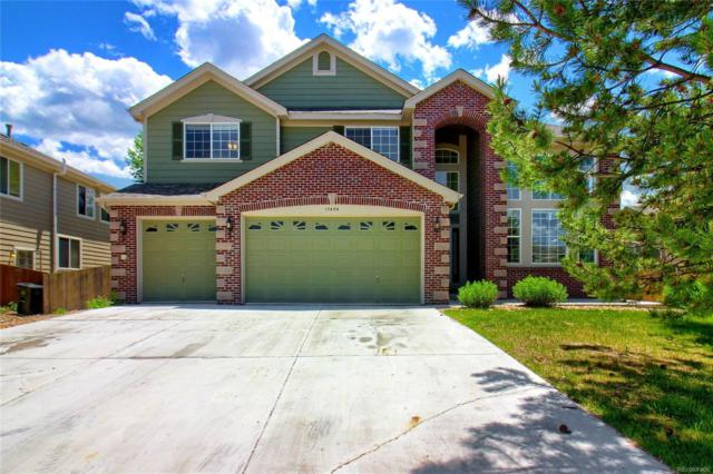 17454 E Cloudberry Drive, Parker, CO 80134 (#2670057) :: The Heyl Group at Keller Williams