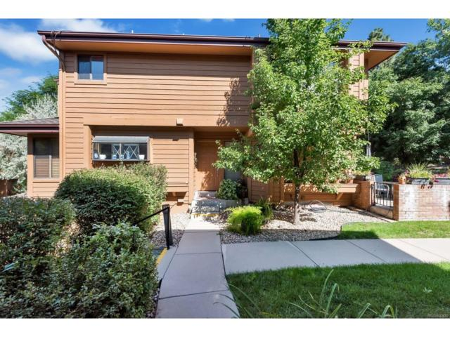 9400 E Iliff Avenue #201, Denver, CO 80231 (MLS #2670141) :: 8z Real Estate