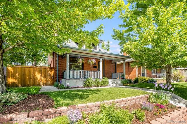 587 S Logan Street, Denver, CO 80209 (#2670164) :: Berkshire Hathaway HomeServices Innovative Real Estate