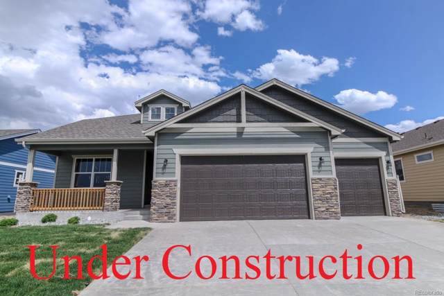 730 N Country Trail, Ault, CO 80610 (#2670290) :: The DeGrood Team