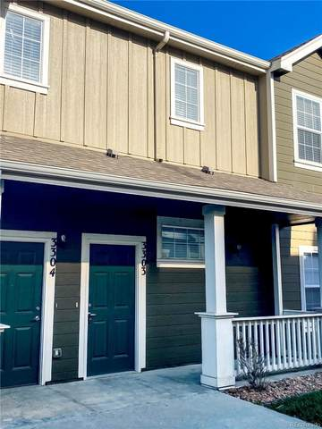14700 E 104th Avenue #3303, Commerce City, CO 80022 (MLS #2670330) :: 8z Real Estate