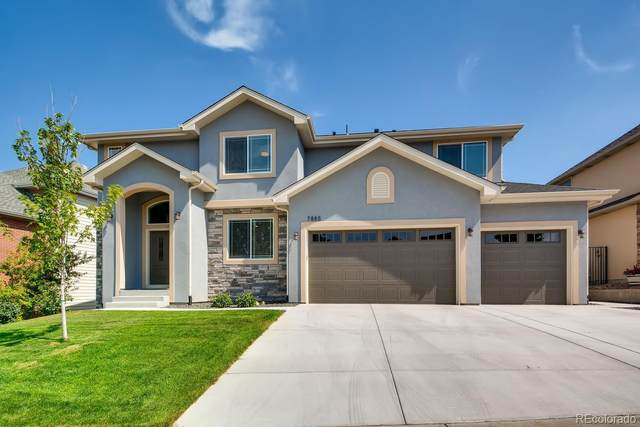7885 W Newberry Circle, Lakewood, CO 80235 (#2670700) :: The HomeSmiths Team - Keller Williams