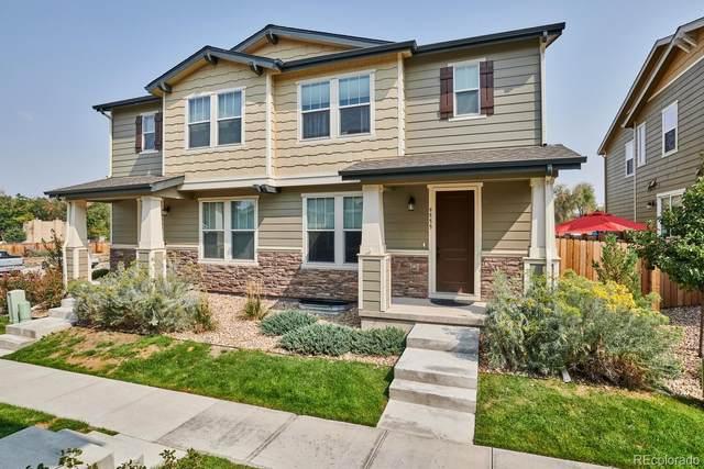 9555 E Alabama Circle, Denver, CO 80247 (#2670931) :: Mile High Luxury Real Estate