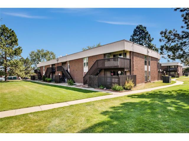 3663 S Sheridan Boulevard F14, Denver, CO 80235 (MLS #2671184) :: 8z Real Estate